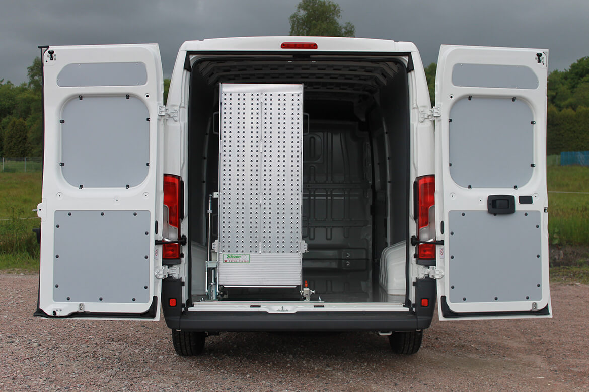Easy Clean Citroen mit BIG S Rampe (2)