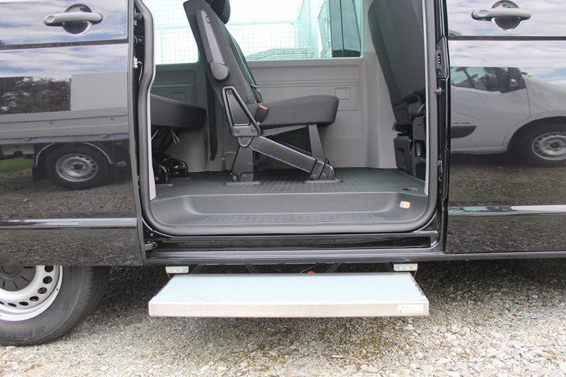 Elektrische Trittstufe Für Volkswagen Transporter (1)