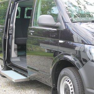Elektrische Trittstufe Für Volkswagen Transporter (2)
