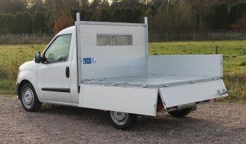 Fiat Doblo Mit Schoon Kipper, Stirnwand (2)