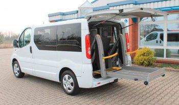 Fiat Talento mit Schoon Reha Ausbau, Linearlift