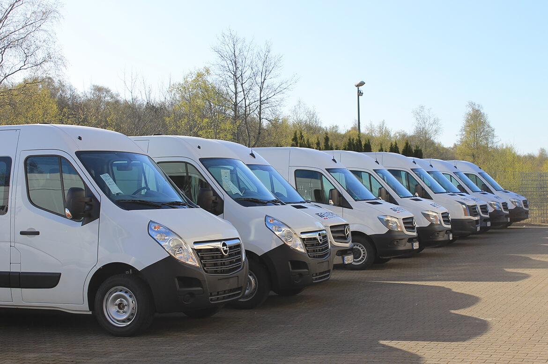 Flotten und Fuhrparklösungen