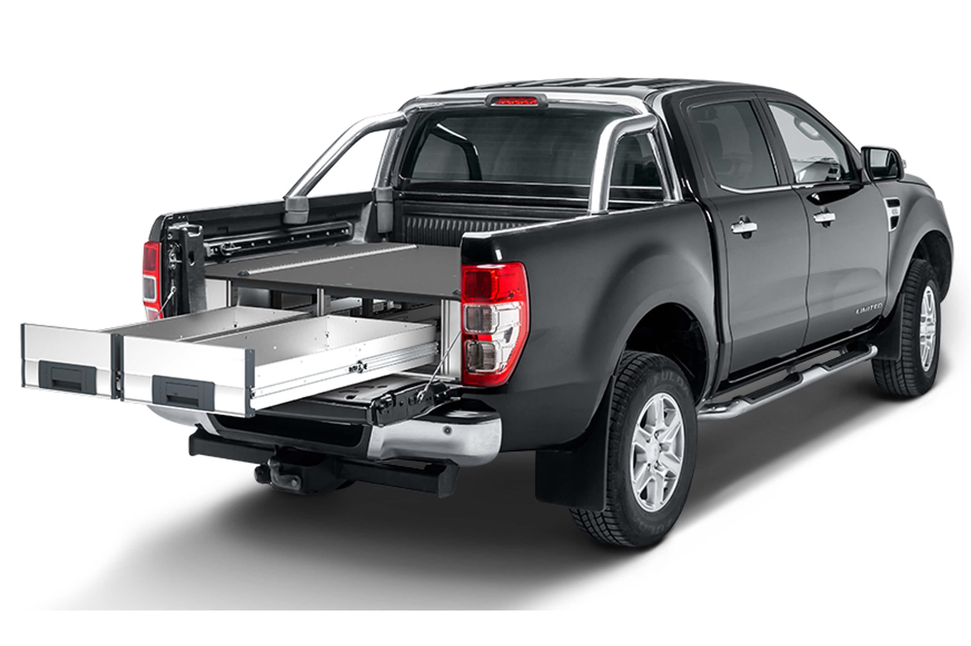 Ford Ranger 4133 Unterflurmodul offen