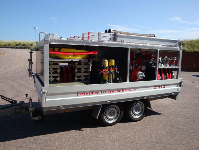 Geräte Wechsel Anhänger für Feuerwehr DLRG THW (2)