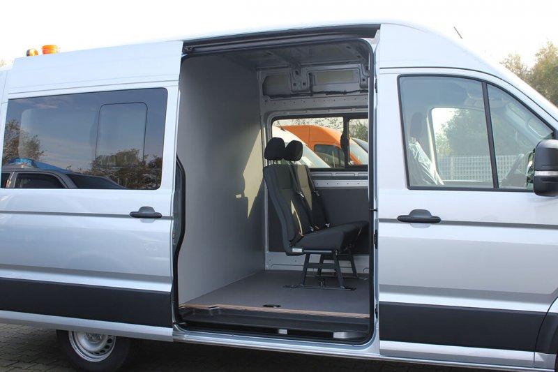 Kastenwagen Mit Schoon Trennwand Und Sitzsysteme Sitzreihe (1)