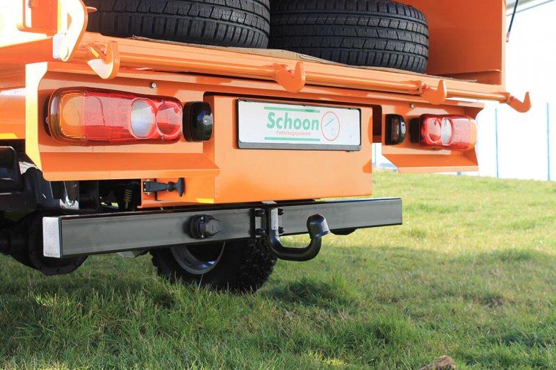 Kugelkopf Anhängekupplung Volkswagen Nutzfahrzeuge Amarok