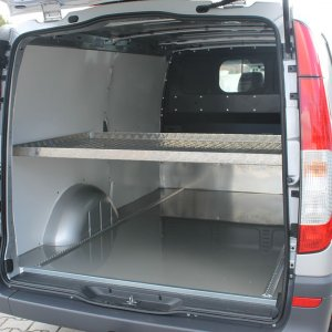 Mercedes Benz Vito Mit Schoon Easy Clean