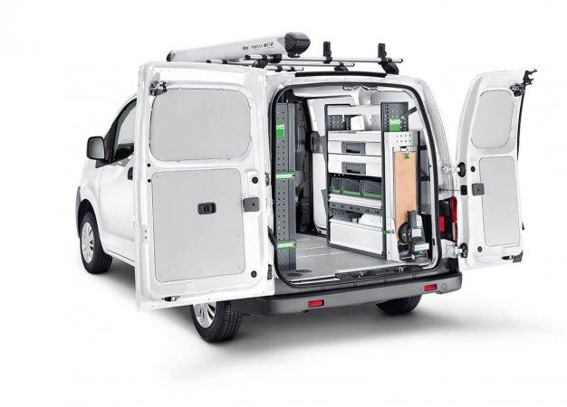 Nissan NV200 mit Fahrzeugeinrichtung (1)