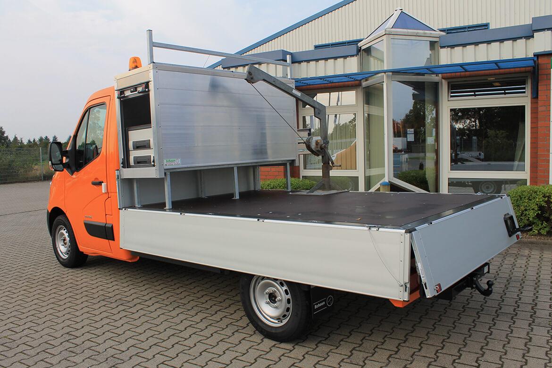 Opel Movano - Schoon Fahrzeugsysteme