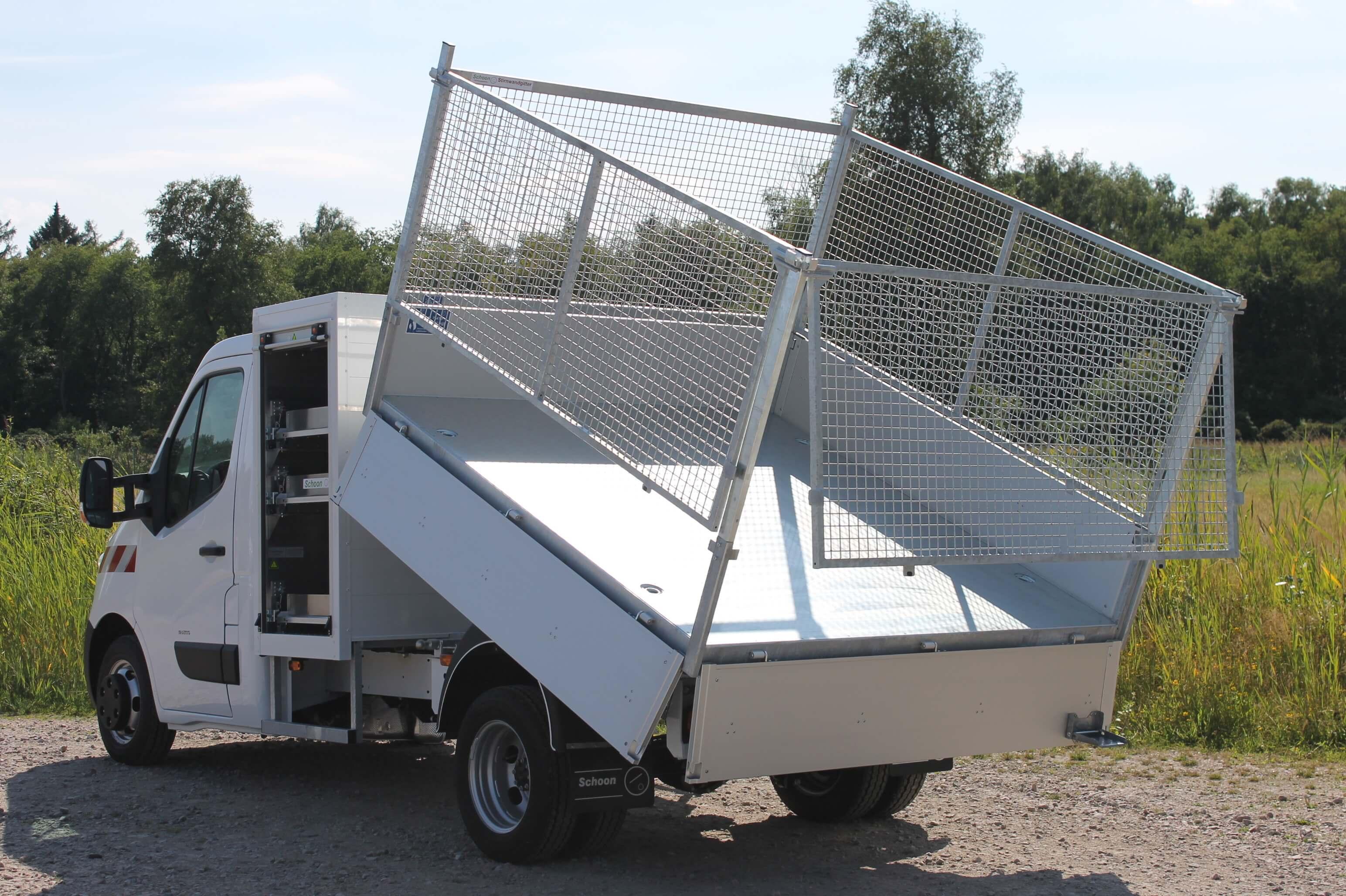 Garten Landschaftsbau Schoon Fahrzeugsysteme