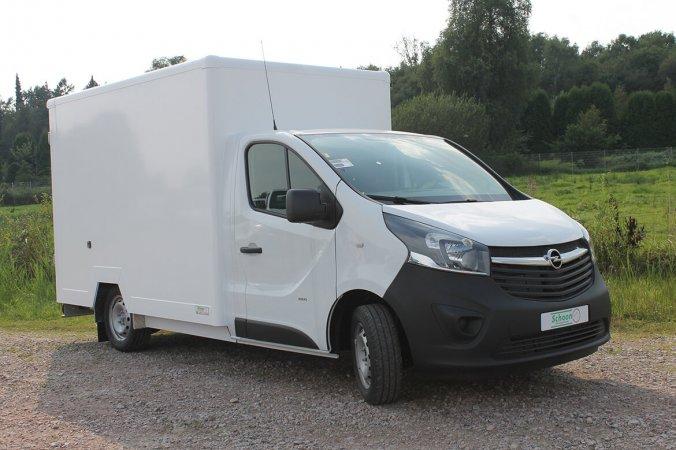 Opel Vivaro mit Schoon Koffer (15)