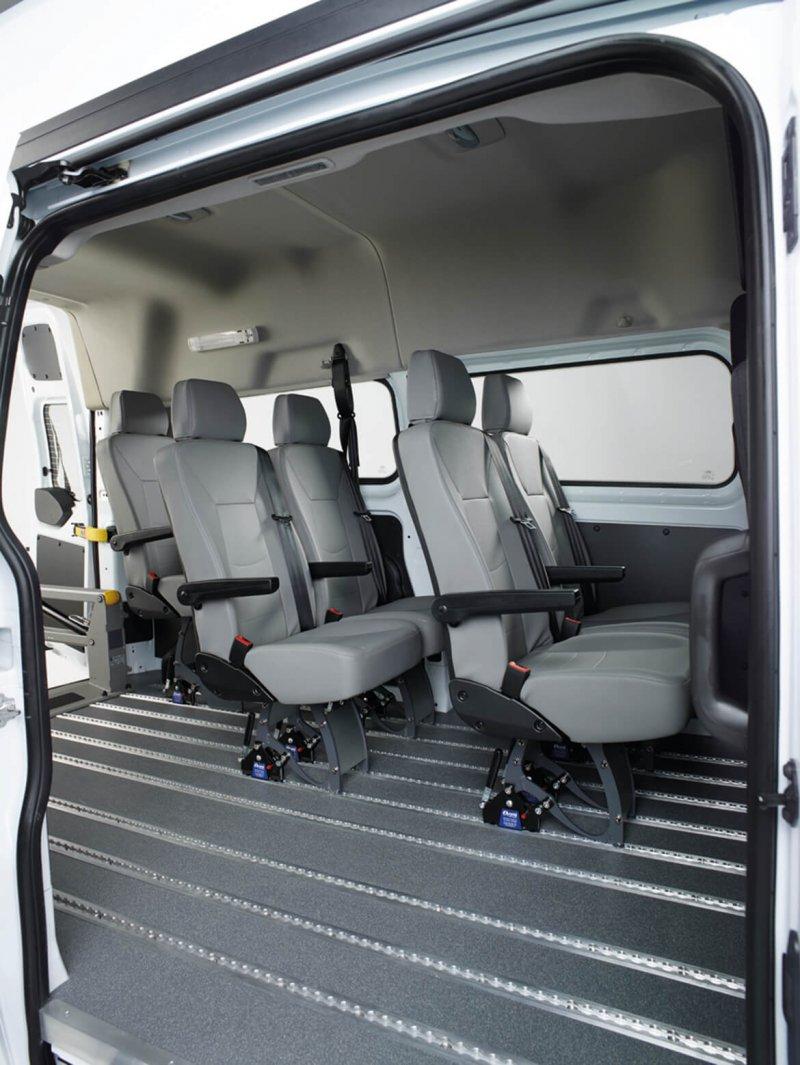 Schoon Alu Systemboden Mit Herausnehmbaren Einzelsitzen (2)