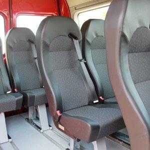 Schoon Busumbau Mit Einzelsitzen
