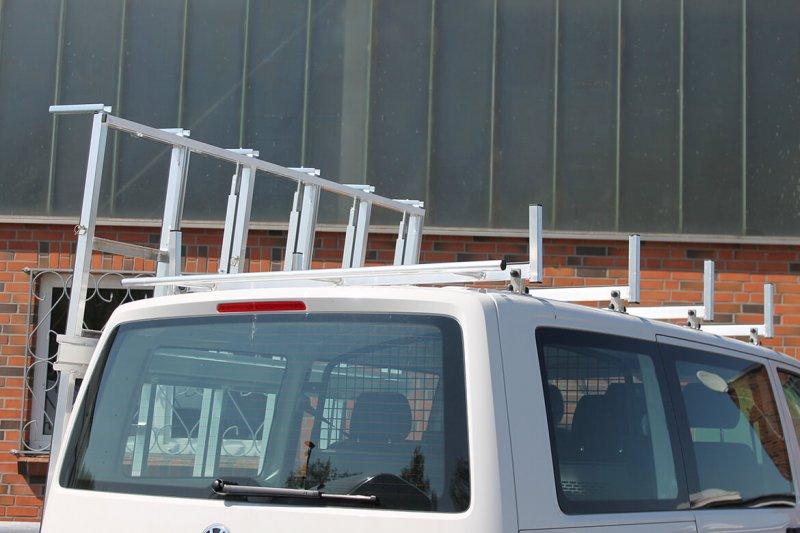 Schoon Dachträger Für Kastenwagen In Kombination Mit Einem Glasreff (2)