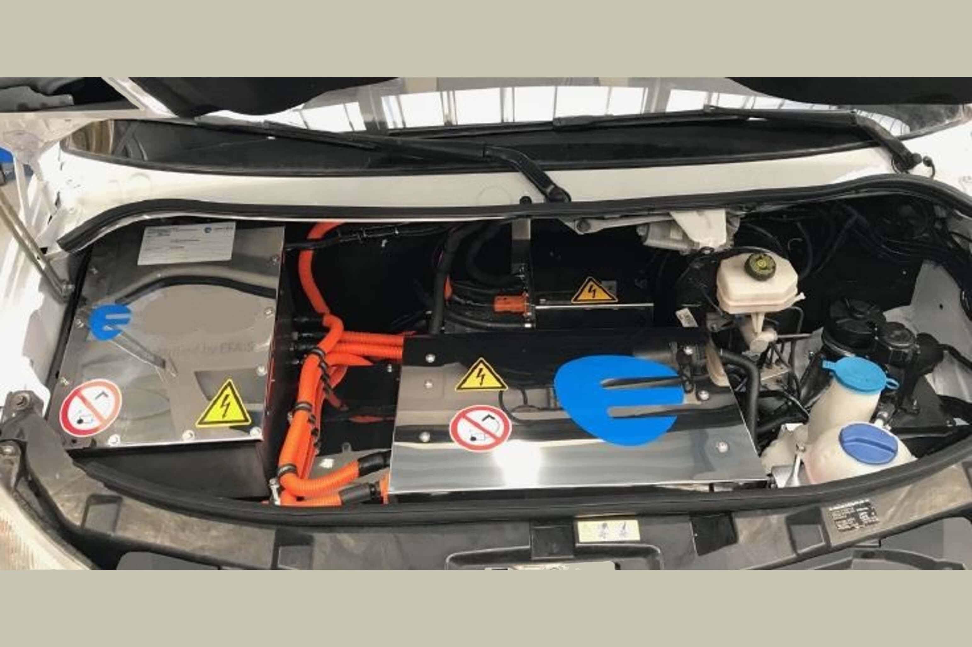 Schoon E Motor Variante II (Umrüstung)