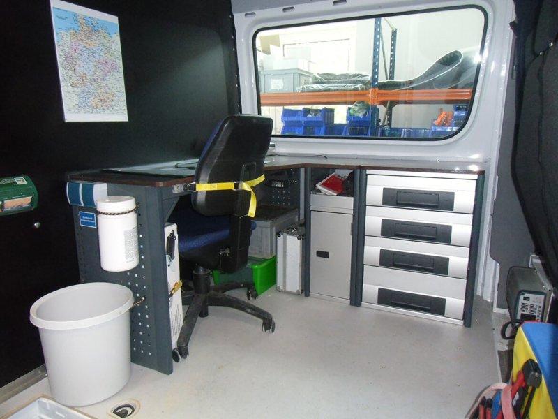 Schoon Fahrzeugeinrichtung Bürosysteme