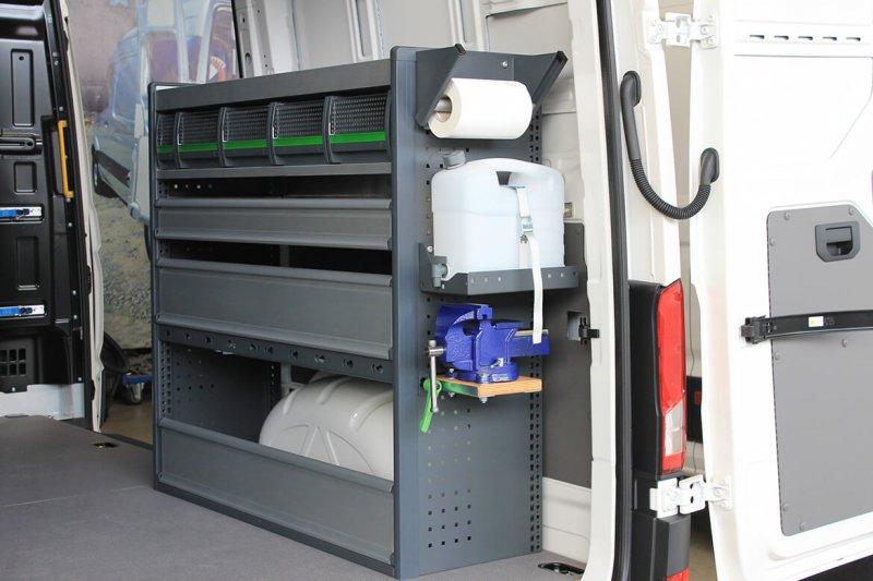Schoon Fahrzeugeinrichtung Wasserkanister Und Handtuchrolle