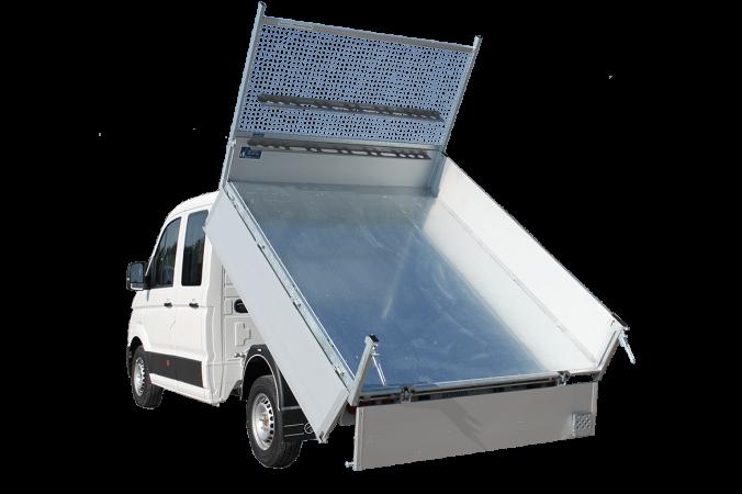 Schoon Fahrzeugsysteme Lagerfahrzeuge Kipper