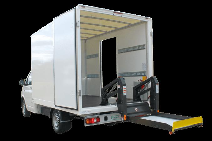 Schoon Fahrzeugsysteme Lagerfahrzeuge Koffer
