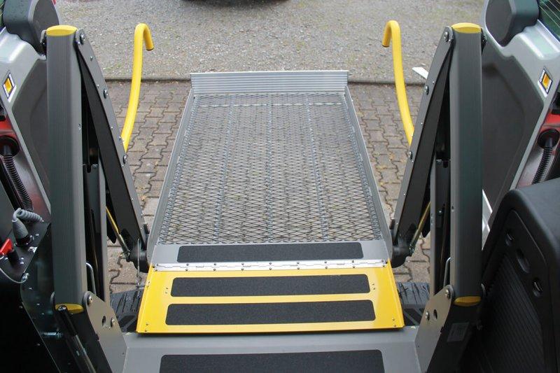 Schoon Linearlift Für FordTransit (1)