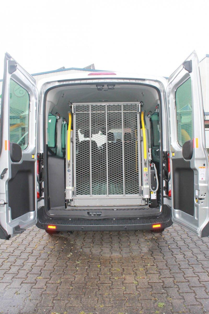 Schoon Linearlift Für FordTransit (2)