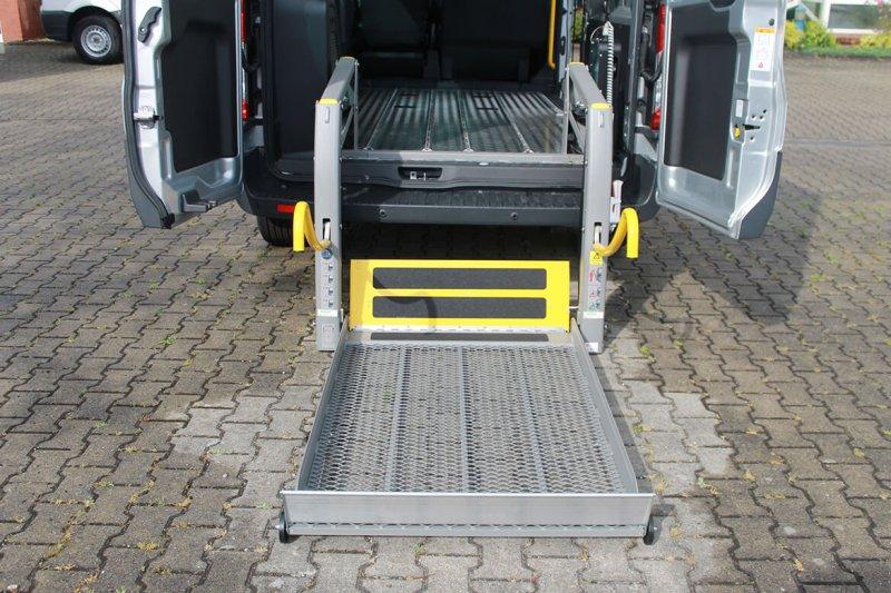 Schoon Linearlift Für FordTransit (3)