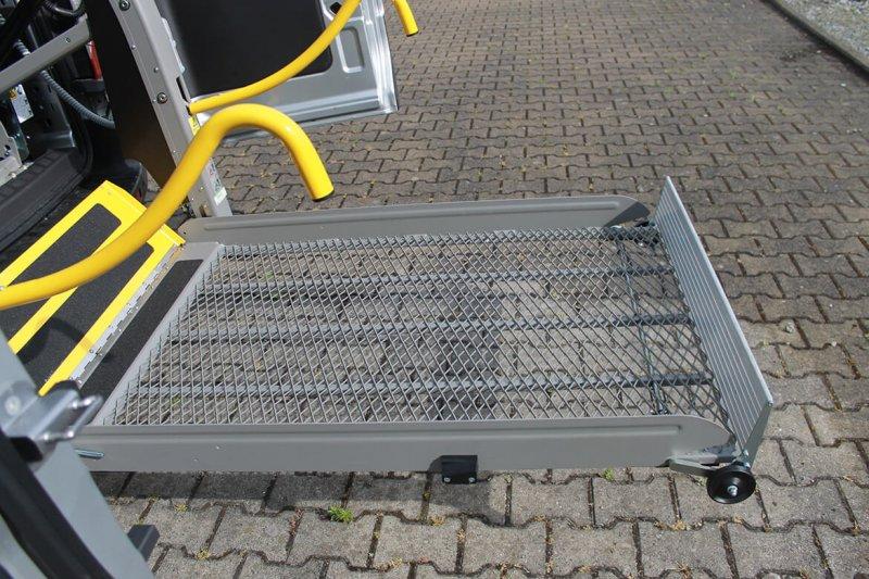 Schoon Linearlift Für FordTransit (4)