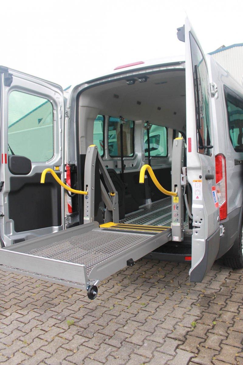 Schoon Linearlift Für FordTransit (5)