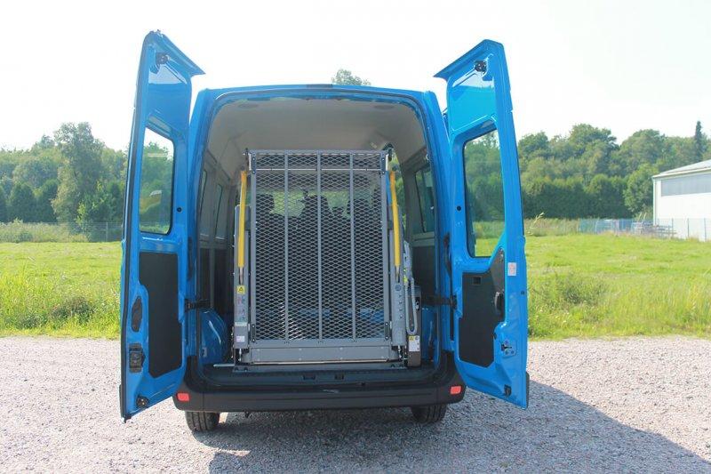 Schoon Linearlift Für Opel Movano, Renault Master Und Nissan NV400