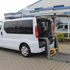Schoon Linearlift Für Opel Vivaro, Renault Trafic, Nissan NV300 Und Fiat Talento (1)