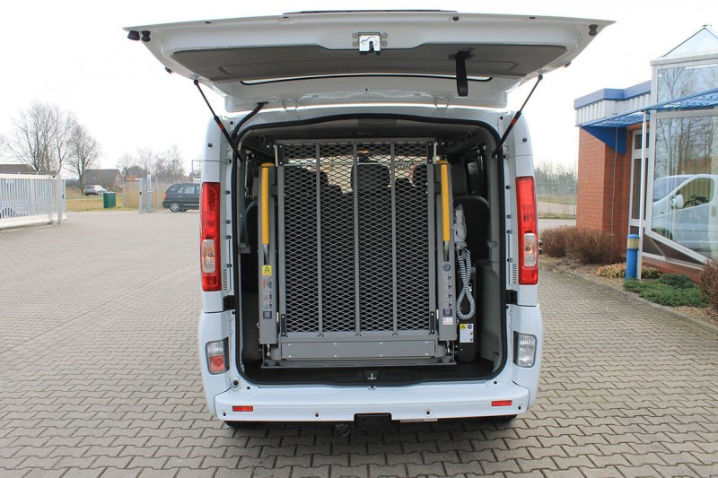 Schoon Linearlift Für Opel Vivaro, Renault Trafic, Nissan NV300 Und Fiat Talento (2)