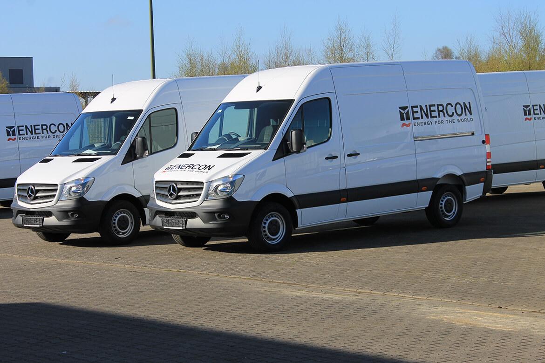 Schoon Servicefahrzeuge für die Windenergiebranche (2)