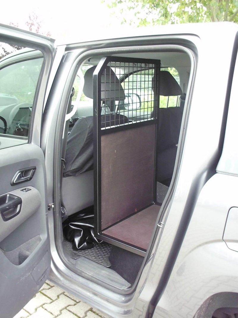 Schoon Trenngitter Im Pickup (1)