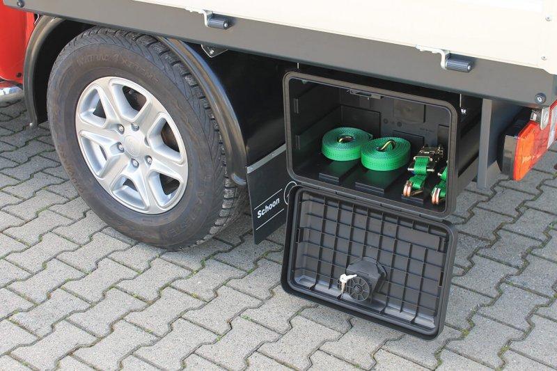 Schoon Werkzeugkiste Aus Kunststoff Für Pickup