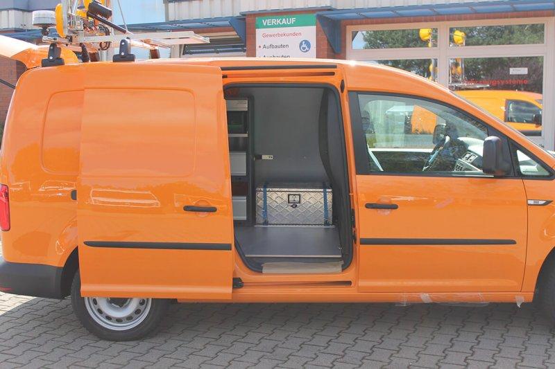 Schoon Werkzeugkiste Zur Optimalen Ladungssicherung Im Kastenwagen