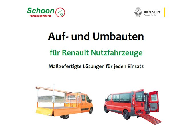 Schoon Katalog Renault Image