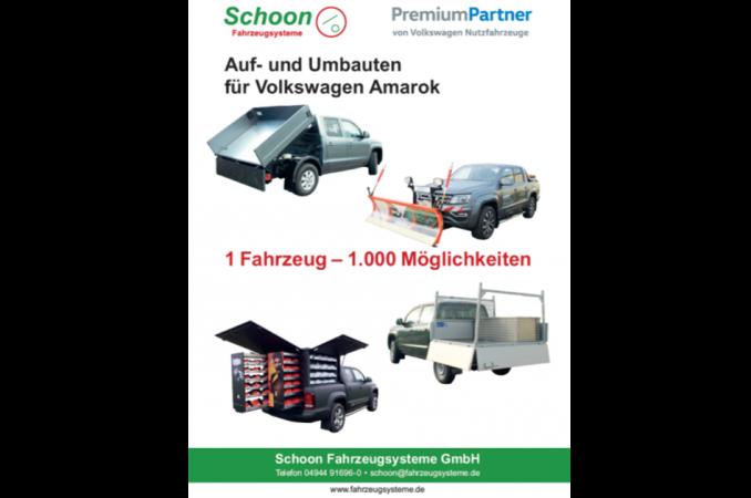 VW Amarok Katalog