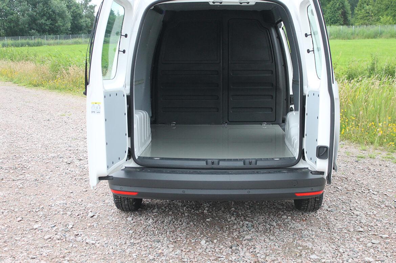 Volkswagen Nutzfahrzeuge Caddy Maxi mit Schoon Easy Clean Hygieneausbau