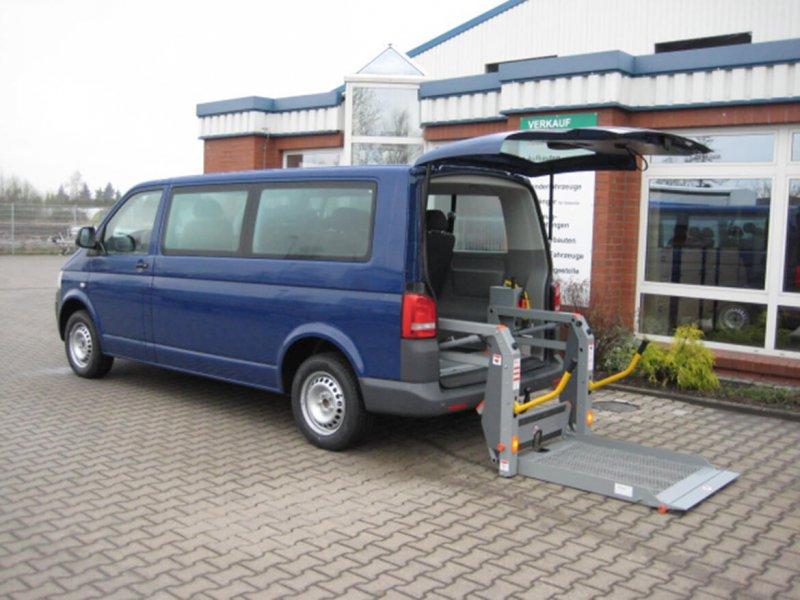 Volkwagen Transporter Mit Schoon Linearlift