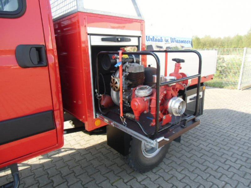 Werkzeug Und Gerätekasten Für Feuerwehr